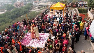 Wedding, Neemrana Fort-Palace, Events near Delhi  4