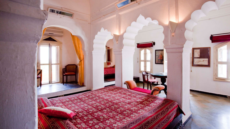 Neemrana Fort-Palace - 15th Century, Delhi-Jaipur Highway Neemrana Mata Mahal Neemrana Fort-Palace Alwar Rajasthan