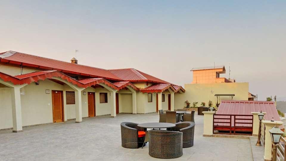 Ojaswi Himalayan Resort, Mukteshwar Nainital Terrace Rooms Ojaswi Himalayan Resort Mukteshwar