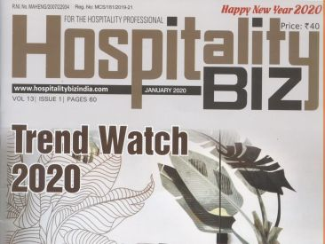 Pride Hotels Hospitality Biz January 2020 Cover Page.