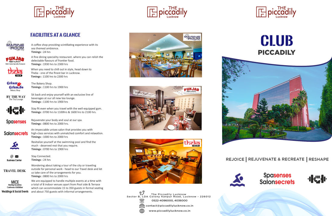 Club Piccadily Package 2