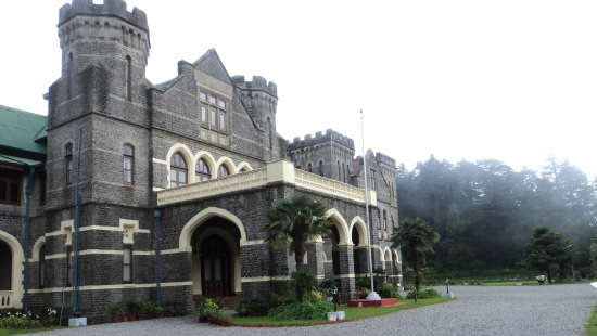 Governor s House  Nainital  Uttarakhand  India the naini retreat nainital