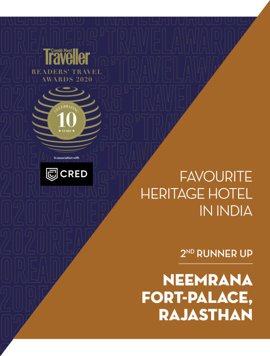 Favourite Heritage Hotel In India