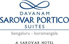 Davanam Sarovar Portico Suites, Bangalore Bangalore DAVANAM bengaluru logo