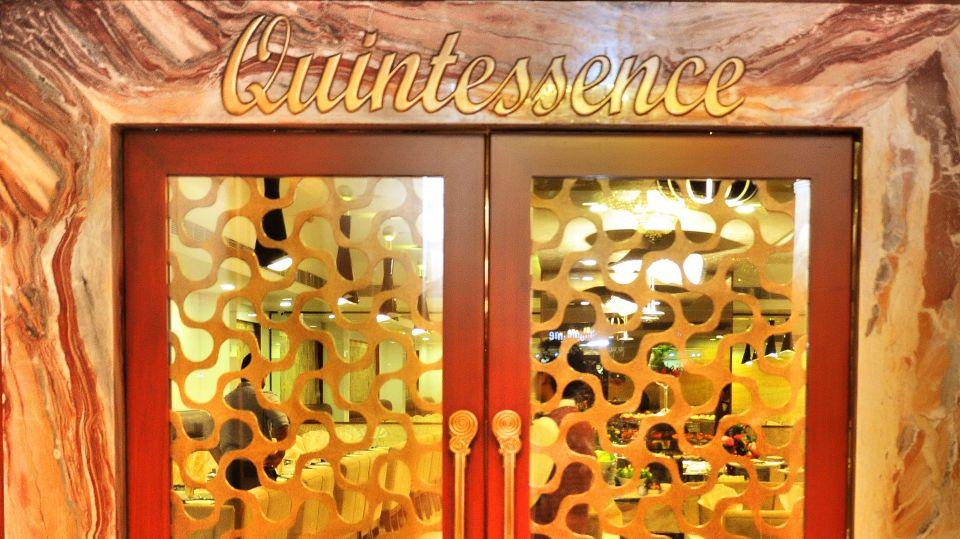 Raj Park Hotel - Chennai Chennai Quintessence Restaurant Raj Park Hotel Alwarpet Chennai 6