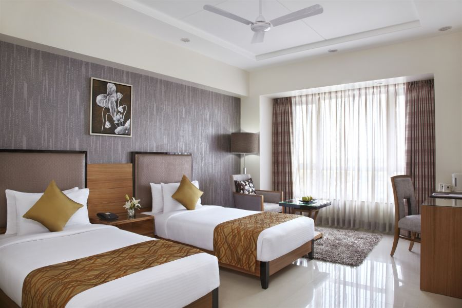 alt-text Standard Rooms at Hotel Suba Grand Dahej Hotel rooms in Bharuch 1