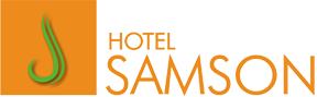 Hotel Samson, Patnitop Patnitop logo