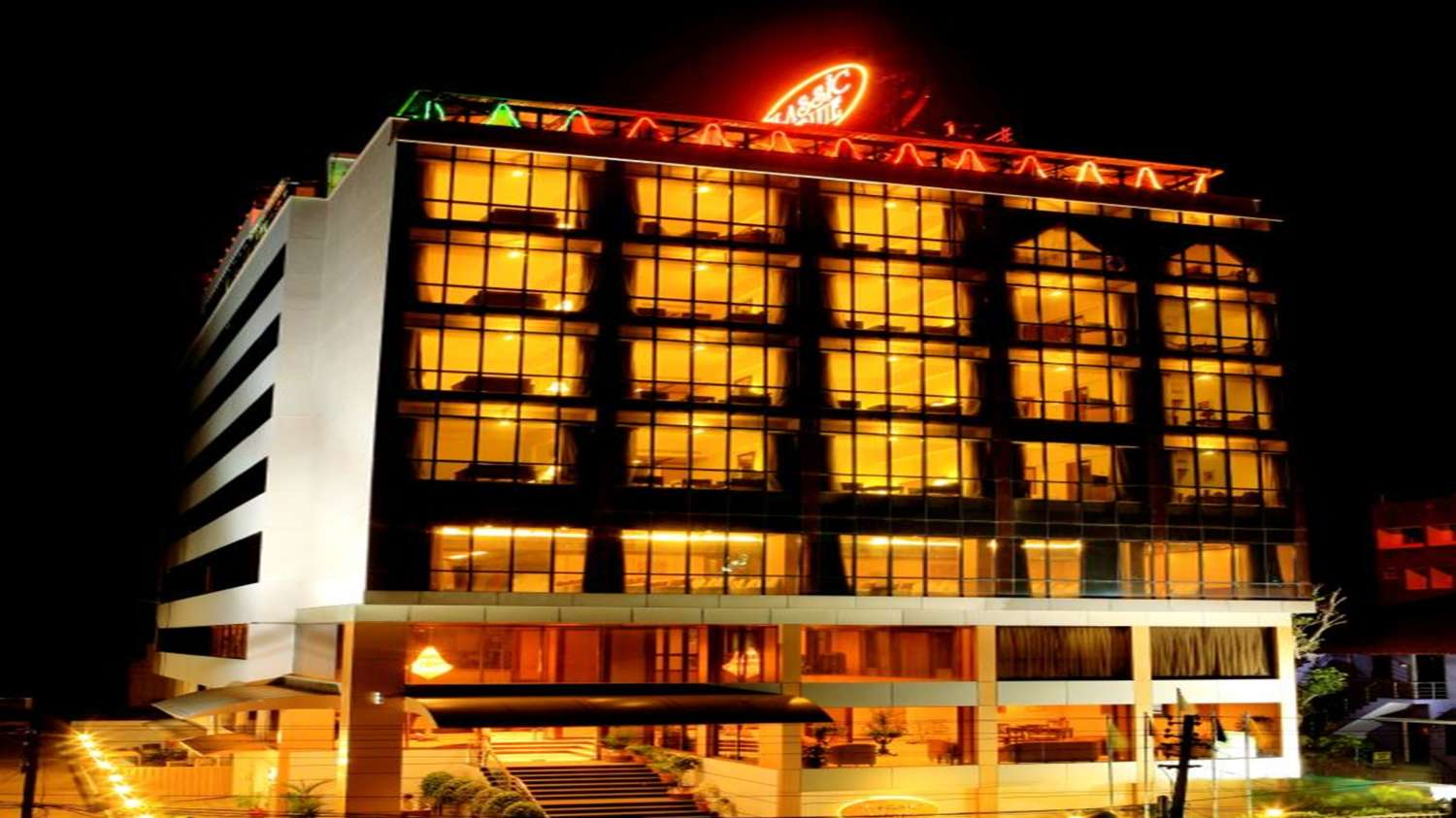 Best Business Hotel In Trivandrum
