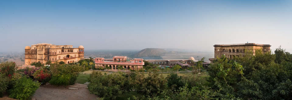 Tijara Fort Palace | Rajasthan Hotel | Palace Hotels In