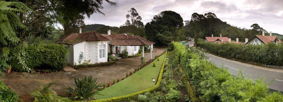 Wallwood Garden - 19th Century, Coonoor Coonoor Wallwood Garden Coonoor Tamil Nadu 1