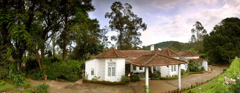 Wallwood Garden - 19th Century, Coonoor Coonoor Wallwood Garden Coonoor Tamil Nadu
