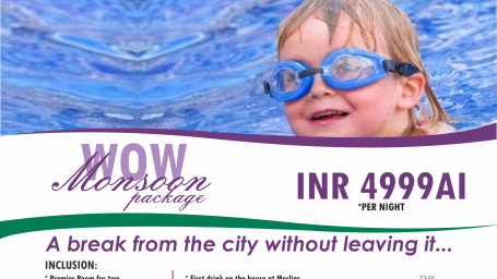 The Orchid Pune Pune Monsoon Package Hoarding At Orchid Pune 20x15ft 1