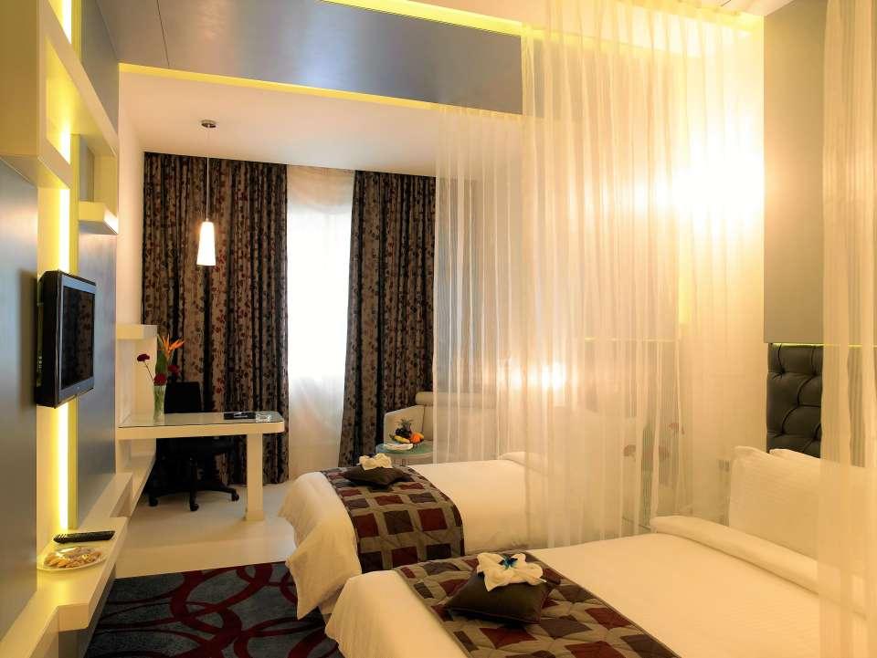 Azure Rooms at Blupetal Hotel