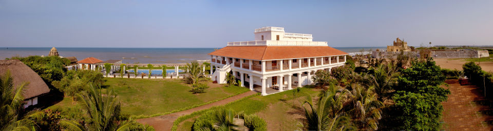 Hotel In Tamil Nadu,The Bungalow on the Beach Tranquebar, Best Hotel in Nagapattinam 111