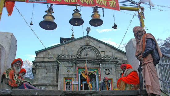 The Chardham Camps - By Leisure Hotels uttarakhand Kedernath-Temple-1