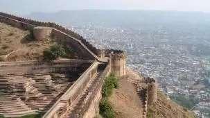 Jaipur Residences  nahargarh fort