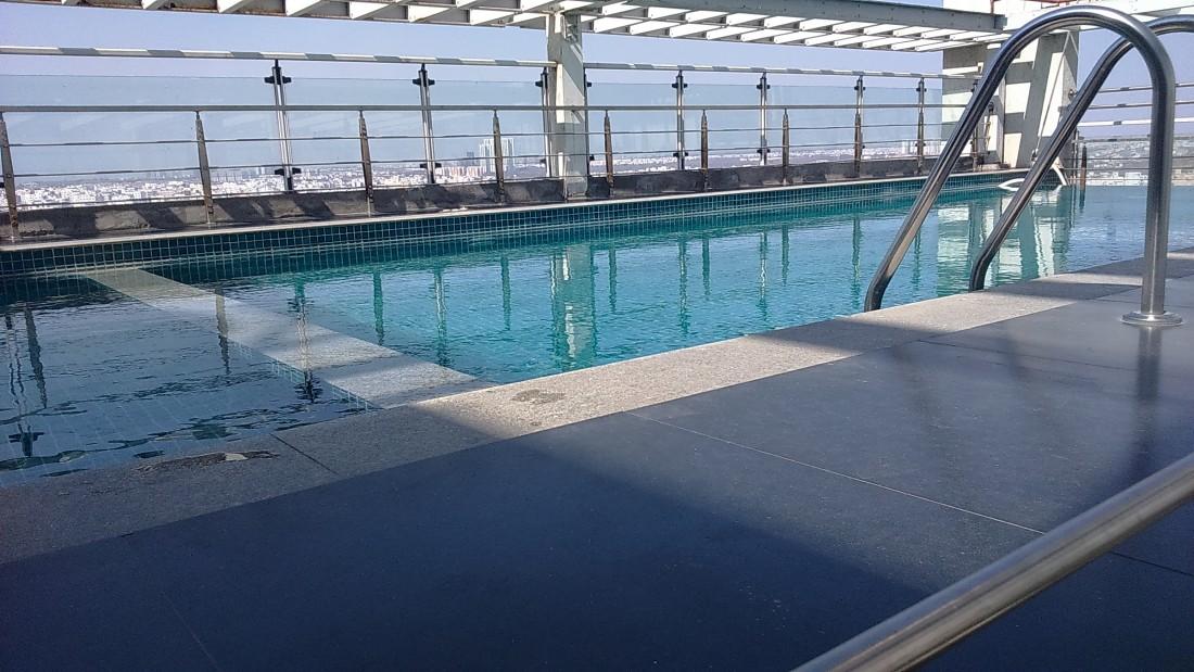 Swimming pool Hotel Daspalla Hyderabad 2