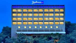 Facade at Radisson Blu - Bengaluru Outer Ring Road