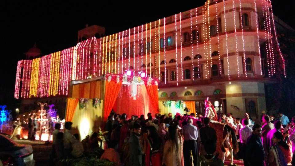Wedding at Umaid Lake Palace Hotel Kalakho Dausa Rajasthan