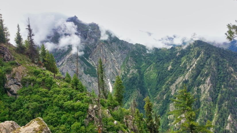 Sightseeing in Shimla accompanied by beautiful views