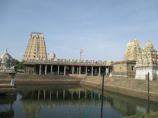 Ekambareswarar, temples in Chennai