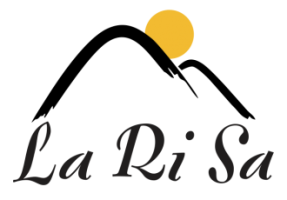 LaRiSa Resorts  Logo Larisa Chain
