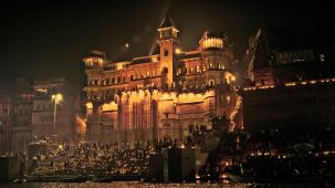 02.Front Facade Dev Deepawali View