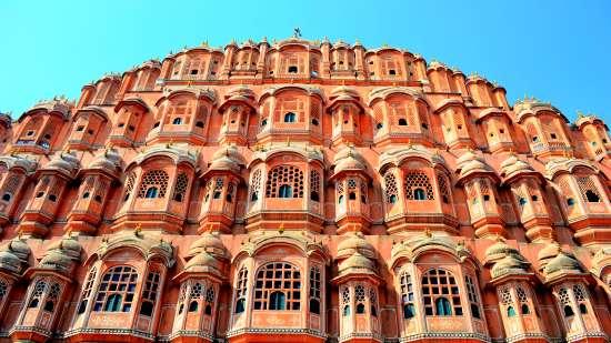 HawaMahal Jaipur near Clarks Amer 5 Star Hotel near jaipur airport