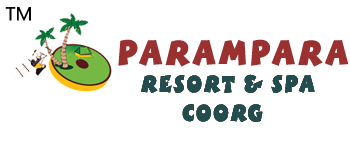 Parampara Resort & Spa, Kudige, Coorg Coorg logo Parampara Resort Spa Kudige Coorg qynniv