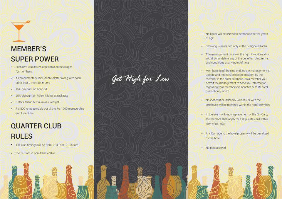 VITS Hotel, Mumbai Mumbai member brochure inside