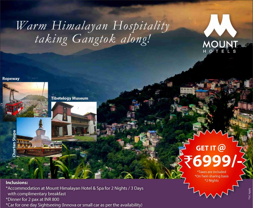 Gangtok Package website new