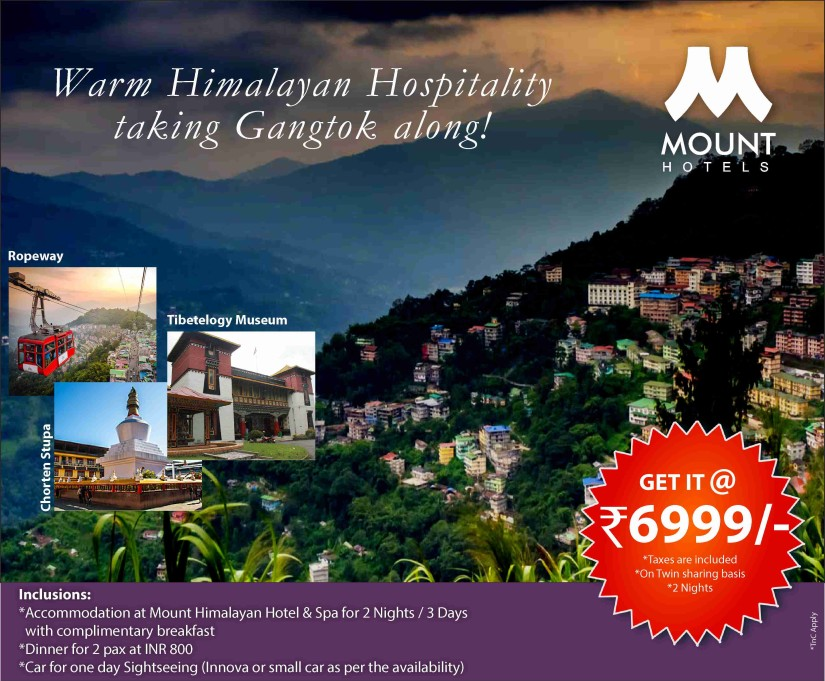 Gangtok Package website new