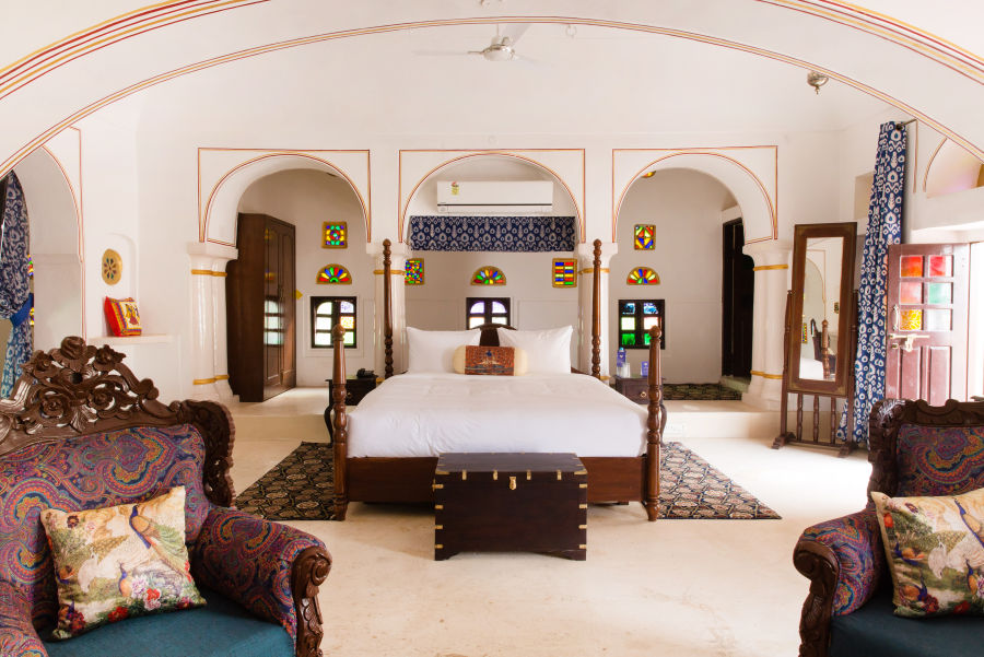 alt-text Suite at Bara Bungalow Kalwar, Jaipur 10, Jaipur Suites, Suites in Jaipur