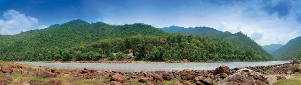 The Glasshouse on The Ganges - 21st Century, Rishikesh Rishikesh Main Image