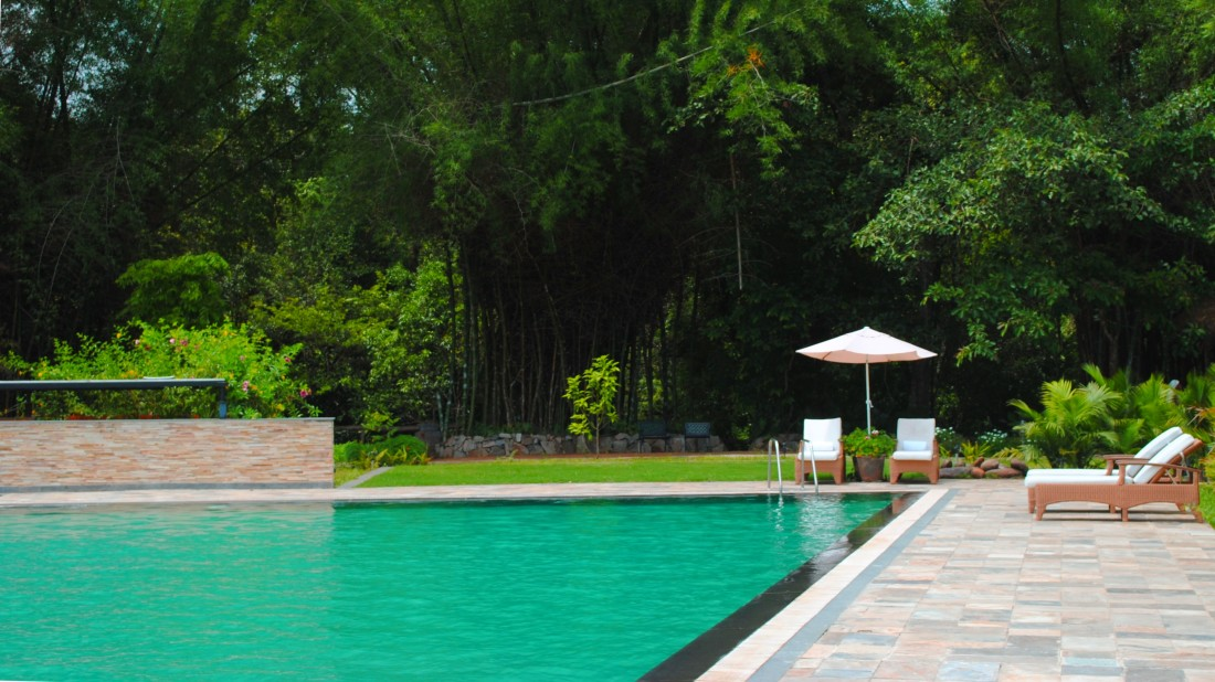 Hotel With Swimming Pool In Coorg, Amanvana Resort And Spa, Coorg Resort 11