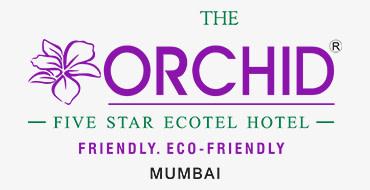 The Orchid - Five Star Ecotel Hotel Mumbai Orchid logo - mumbai 1