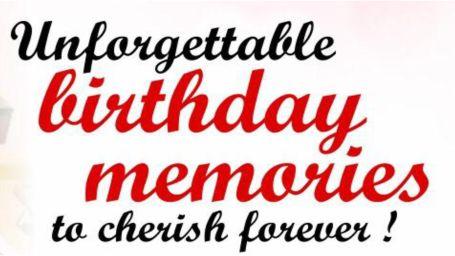 birthday celebration at Narayani Heights hotel ahmedabad, 4 star hotel in ahmedabad 1