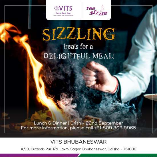 Sizzling food fest 1