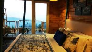 Polo Orchid Resort, Cherrapunji Cherrapunji Log Cabin Polo Orchid Resort Cherrapunji 3