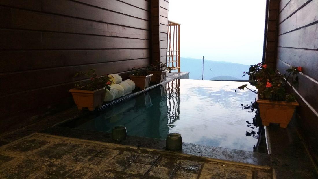 Polo Orchid Resort, Cherrapunji Cherrapunji Log Cabin Polo Orchid Resort Cherrapunji 4