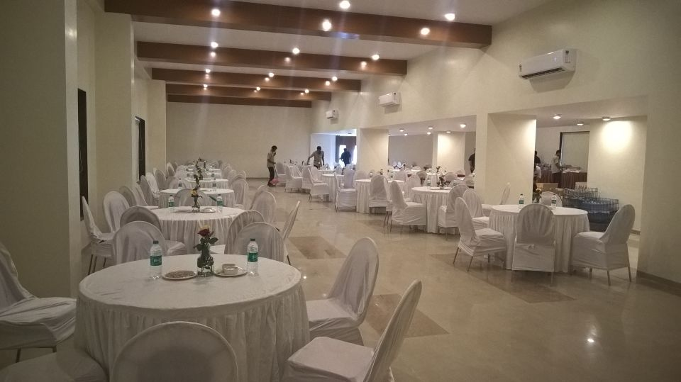 Lotus Riverside Resort, Silvassa Silvassa Crystal Banquet hall