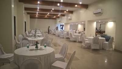 Lotus Riverside Resort, Silvassa Silvassa Crystal Banquet Hall VITS Kamat s Holiday Resort Silvassa 1