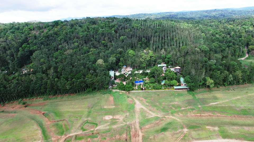 Coorg Jungle Camp, Kushalnagar Madikeri Aerial View Coorg Jungle Camp Kushalnagar