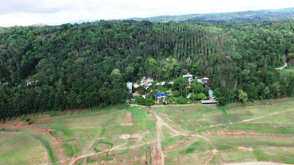 Coorg Jungle Camp, Kushalnagar Madikeri Aerial View Coorg Jungle Camp Kushalnagar