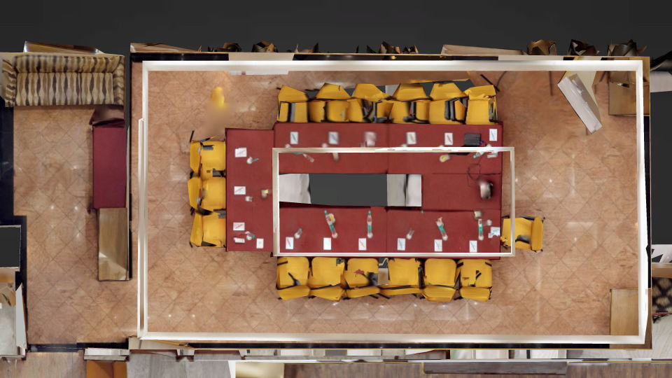 Board Room 3d View