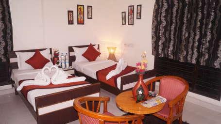 Hotel NirmalVilla Cherry Service Apartment - Begumpet, Hyderabad Hyderabad Standard AC Room Hotel NirmalVilla Cherry Service Apartment Begumpet Hyderabad 3