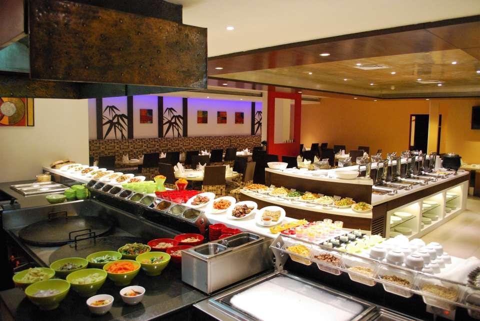 Buff Buffet Buff at Blupetal Hotel 4