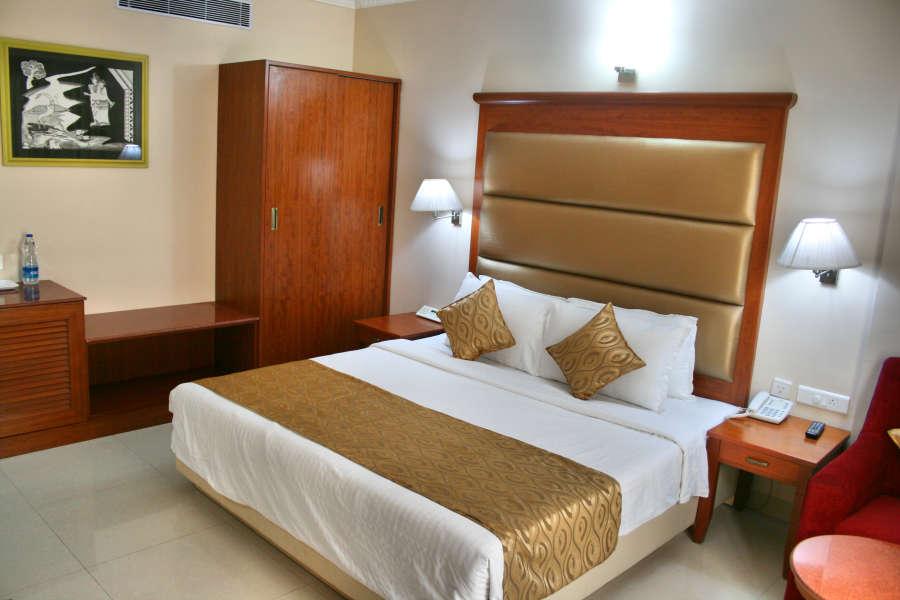 alt-text Raj Park Hotel - Tirupati Tirupati Family Room Raj Park Hotel Tirupati 4