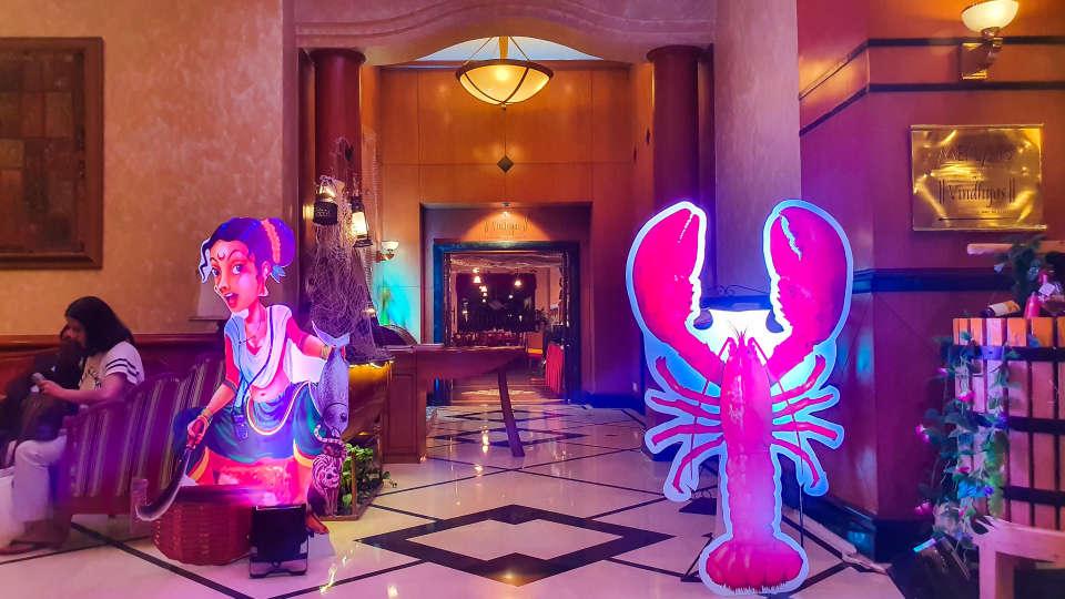 Restaurant in Vile Parle, Orchid Hotel Mumbai Vile Parle, Hotel Near Mumbai Airport 118