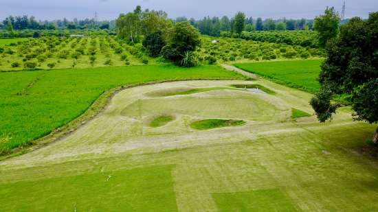 Golf Course- The Homestead - A Homestay at Corbett Country 5